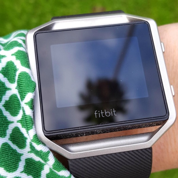 Fitbit Blaze for Equestrians: Here's Why I'm Glad I Upgraded My Fitness Tracker | Saddle Seeks Horse