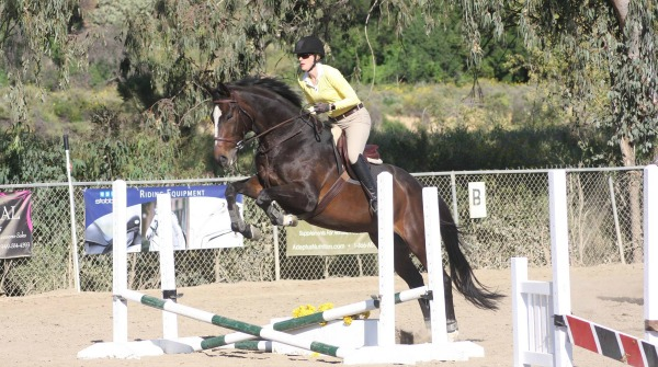 Rob Gage Jumping Clinic Re-cap, Day One | Saddle Seeks Horse